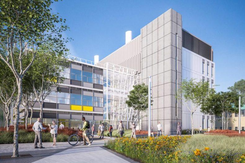 University of Readings Health & Life Sciences Building